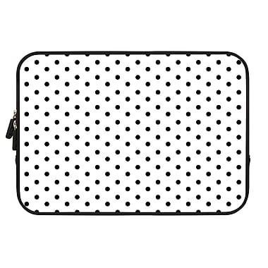 Uncommon – Étui en néoprène pour MacBook de 12 po, petits pois
