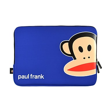 Uncommon – Étui en néoprène pour MacBook de 12 po, bleu Paul Frank