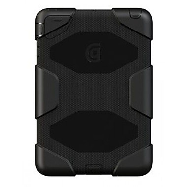 Griffin Survivor for iPad Mini 1/2/3, Black