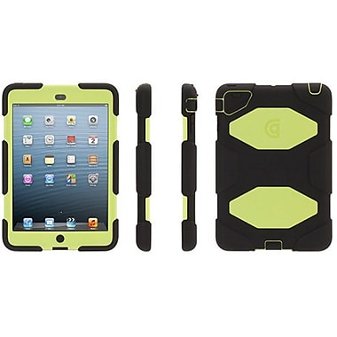 Griffin Survivor for iPad Mini 1/2/3, Black Green