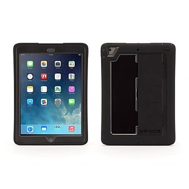 Griffin Survivor Slim for iPad Mini 1/2/3, Black