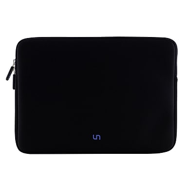 Uncommon Universal Neoprene Laptop Sleeve, 11'', Black