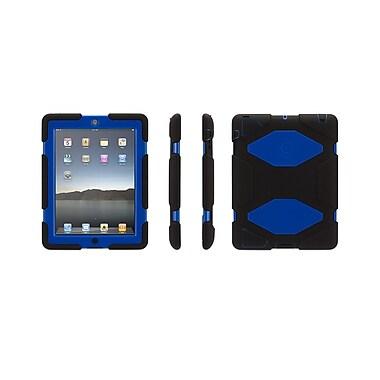 Griffin Survivor for iPad 2/3/4, Black Blue