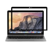 Moshi - Étui iVisor pour MacBook de 12 po, noir