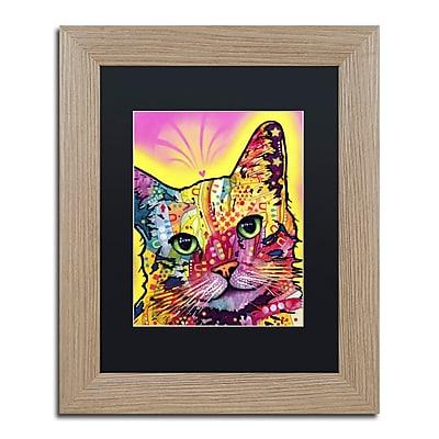 Trademark Fine Art ''Tilt Cat'' by Dean Russo 11