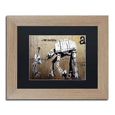 Trademark Fine Art ''Your Father'' by Banksy 11