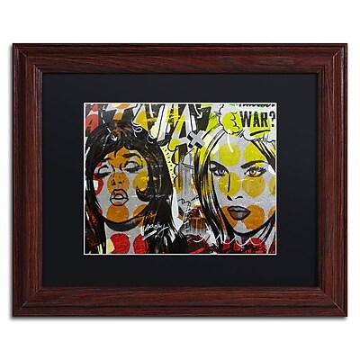 Trademark Fine Art ''Another War'' by Dan Monteavaro 11