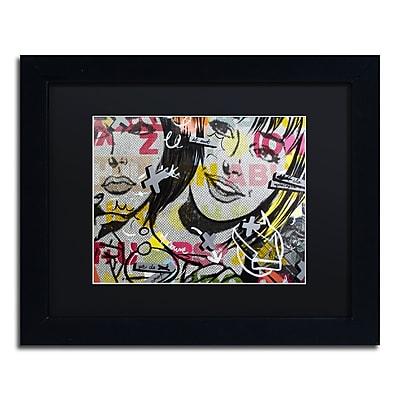 Trademark Fine Art ''Apologies'' by Dan Monteavaro 11