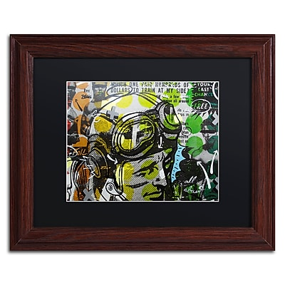 Trademark Fine Art ''He Man'' by Dan Monteavaro 11