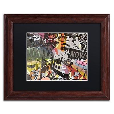Trademark Fine Art ''Anyone Now'' by Dan Monteavaro 11
