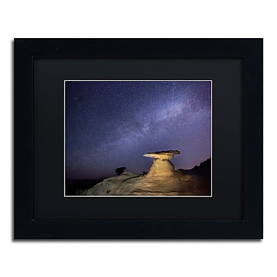 Trademark Fine Art ''Starry Night in Arizona III'' by Moises Levy 11