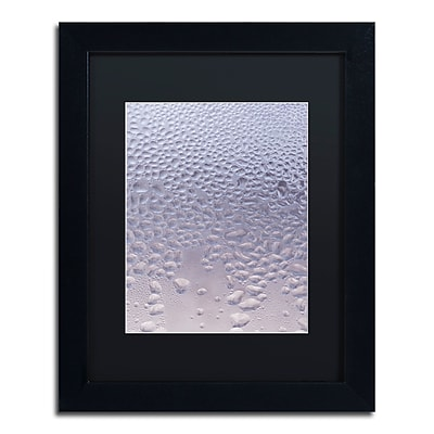 Trademark Fine Art ''Condensation on a Cold Window'' by Kurt Shaffer 11