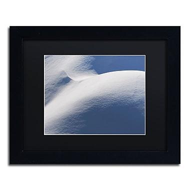 Trademark Fine Art ''Abstract Snow Mound 3'' by Kurt Shaffer 11