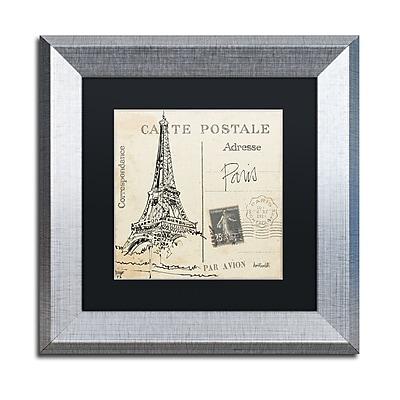 Trademark Fine Art ''Postcard Sketches III'' by Anne Tavoletti 11