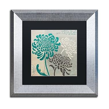 Trademark Fine Art ''Chrysanthemums I'' by Wellington Studio 11