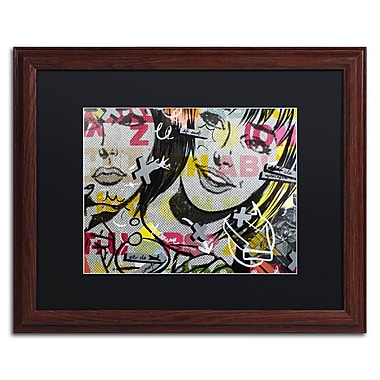 Trademark Fine Art ''Apologies'' by Dan Monteavaro 16