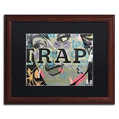 Trademark Fine Art ''Trap'' by Dan Monteavaro 16
