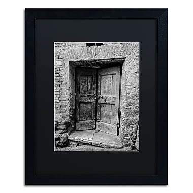 Trademark Fine Art ''Siena Door'' by Moises Levy 16