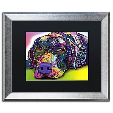 Trademark Fine Art ''Savvy Labrador'' by Dean Russo 16