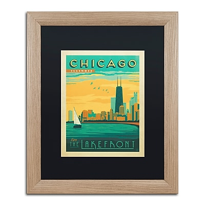 Trademark Fine Art ''Chicago II'' by Anderson Design Group 16