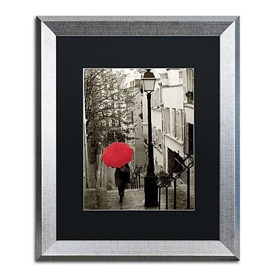 Trademark Fine Art ''Paris Stroll II'' by Sue Schlabach 16