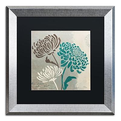 Trademark Fine Art ''Chrysanthemums II'' by Wellington Studio 16