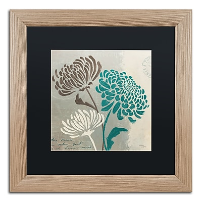 Trademark Fine Art ''Chrysanthemums II'' by Wellington Studio 16