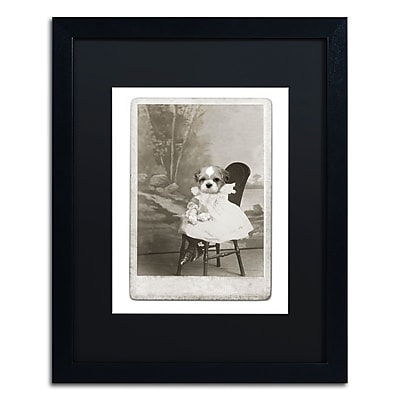 Trademark Fine Art ''Dog Series #5'' by J Hovenstine Studios 16