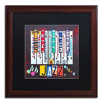 Trademark Fine Art ''Jazz Series Piano'' by Design Turnpike 16