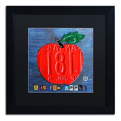 Trademark Fine Art ''Apple'' by Design Turnpike 16