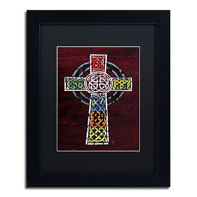 Trademark Fine Art ''Celtic Cross'' by Design Turnpike 11