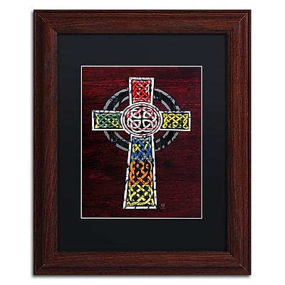 Trademark Fine Art ''Celtic Cross'' by Design Turnpike 11
