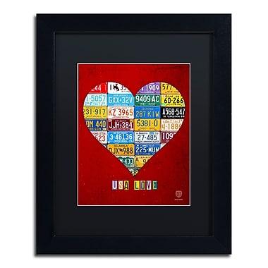 Trademark Fine Art ''Heart'' by Design Turnpike 11