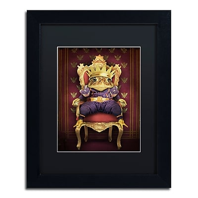 Trademark Fine Art ''The Frog Prince'' by J Hovenstine Studios 11
