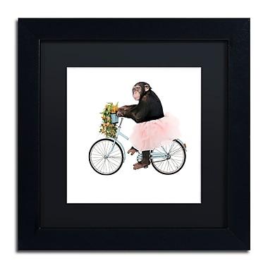 Trademark Fine Art ''Monkeys Riding Bikes #1'' by J Hovenstine Studios 11