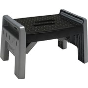 Cosco One Step Folding Stool, Black
