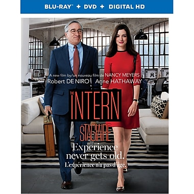 The Intern (Blu-Ray/DVD)