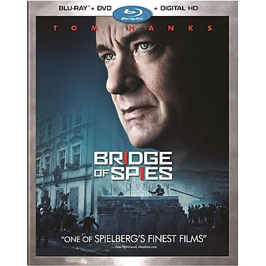 Bridge of Spies Blu-Ray/(DVD)