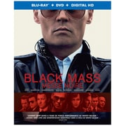 Black Mass (Blu-Ray/DVD)