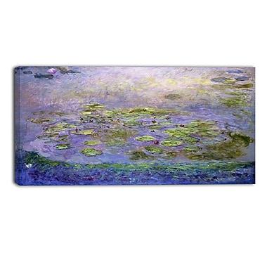 Designart – Imprimé sur toile, 32 larg. x 16 haut., 1 panneau (PT4240-32-16)