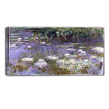 Designart – Imprimé sur toile, 40 larg. x 20 haut., 1 panneau (PT4247-40-20)