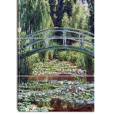 Designart – Imprimé sur toile, 3 panneaux (PT4238-3P)