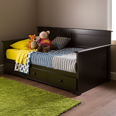 South Shore Summer Breeze Twin Daybed with Storage (39