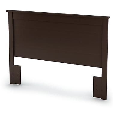 South Shore Vito Full/Queen Headboard (54/60''), Chocolate