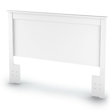 South Shore Vito Full/Queen Headboard (54/60''), Pure White