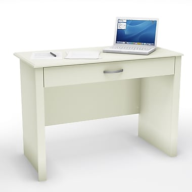South Shore – Bureau Work ID, blanc pur, 42 larg. x 19,5 prof. x 30 haut. (po)