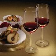 Lucaris Shanghai Soul Bordeaux Glass (Set of 4)