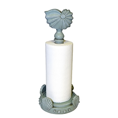 Hickory Manor House Nautilus Paper Towel Holder; Seamist Green