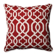 Pillow Perfect New Geo Outdoor/Indoor Throw Pillow