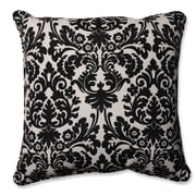 Pillow Perfect Essence Onyx Outdoor/Indoor Throw Pillow